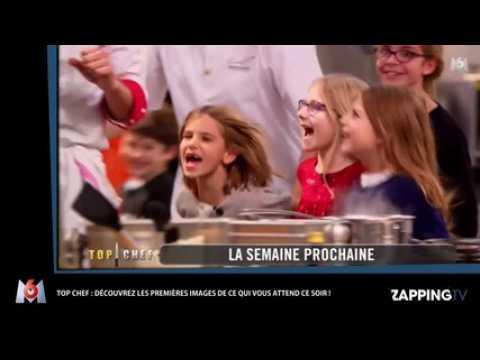 Top Chef 2017 : Découvrez ce qui vous attend ce soir (Vidéo)