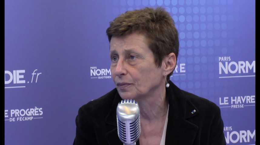 Nicole Klein, préfète de Normandie, interrogée sur le bilan de son action économique