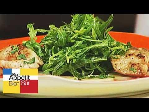 Salade de ris d'agneaux aux pommes de terre tièdes