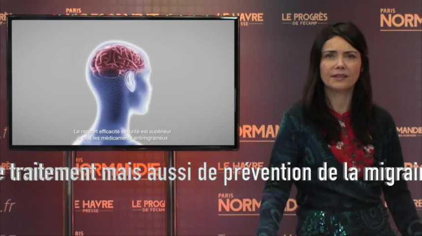 Tendance -  Mag - La neurostimulation contre la migraine