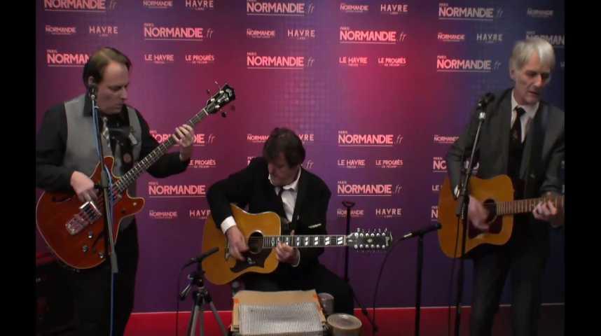 Paris Normandie Le Live - The Volfonics