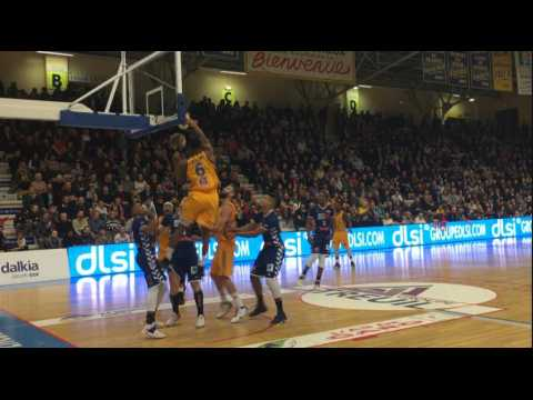 Basket (Pro B) : le derby est remporté par l'ALM