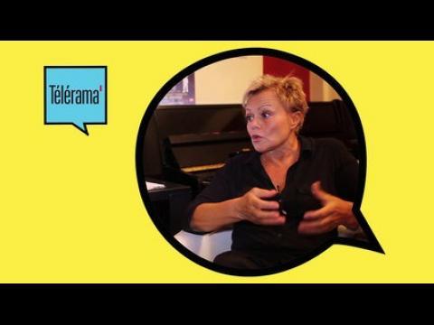 Télérama Dialogue, au Théâtre du Rond-Point, la bande annonce avec Muriel Robin