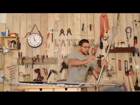 Diy fabriquer un meuble tv partir d 39 une tag re ikea sur orange vid os - Diy meuble ikea ...