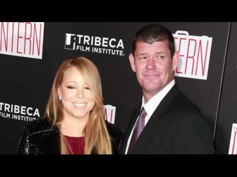 Mariah Carey et James Packer font leur début sur le tapis rouge