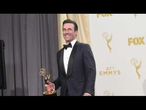 Jon Hamm décroche enfin un Emmy pour Mad Men