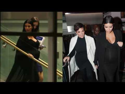 Les Kardashian se font tester pour le cancer