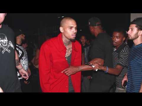 Chris Brown pourrait être refusé d'entrée en Australie