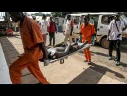 La tension ne retombe pas à Bangui, plus de 30 morts selon l'ONU
