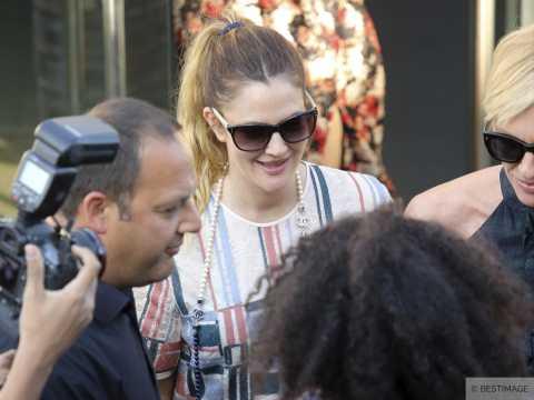 Exclu vidéo : Drew Barrymore : elle débarque à Sydney pour la promo de son prochain film