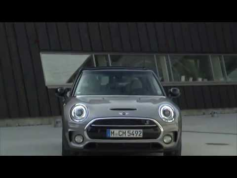 The New MINI Cooper S Clubman, Melting Silver - Exterior Design | AutoMotoTV