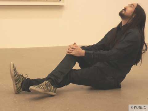 """Exclu Vidéo : Steve Aoki : """"Je suis un grand fan de Pablo Picasso !"""""""