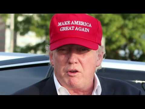 Donald Trump présentera SNL le 7 novembre