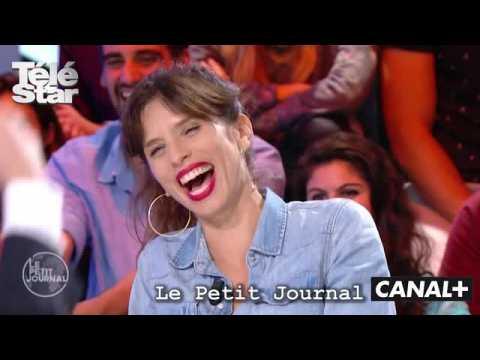 """Le Petit Journal : Maïwenn tacle Julie Gayet : """"Elle sort avec qui ? Bolloré ?"""""""
