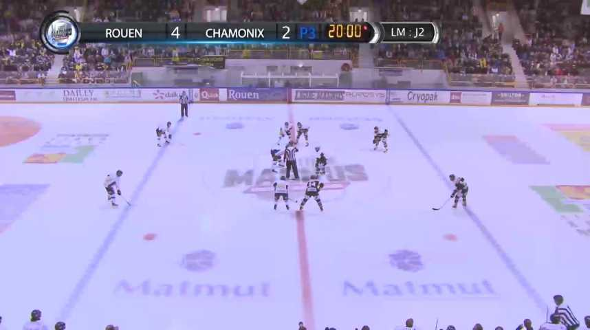 100% Dragons Match Rouen Chamonix saison 2