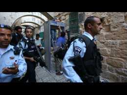 Israël en état d'alerte alors que les attaques au couteau se poursuivent