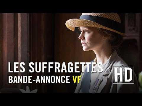 les suffragettes bande annonce officielle hd vf sur