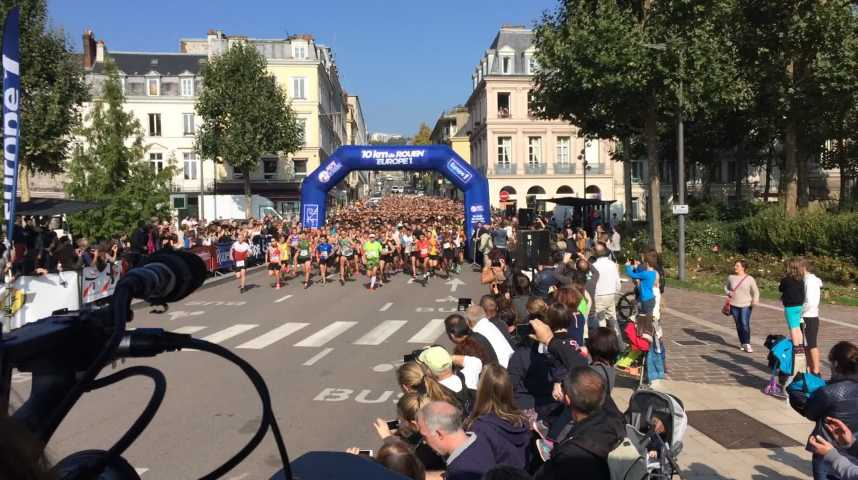 Les 10 km de Rouen