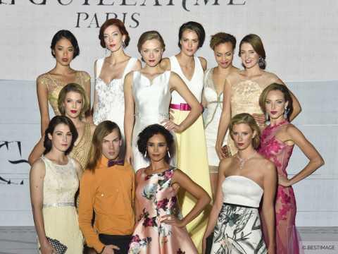Exclu vidéo : Fashion Week de Paris : Le show vintage de Christophe Guillarmé