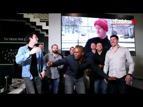 Live du Parisien : Straight No Chaser chante « Proud Mary »