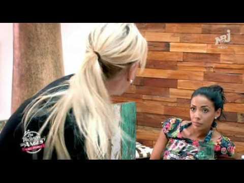 Les Vacances des Anges : Quand Amélie veut taper Caroline - ZAPPING PEOPLE DU 23/09/2015