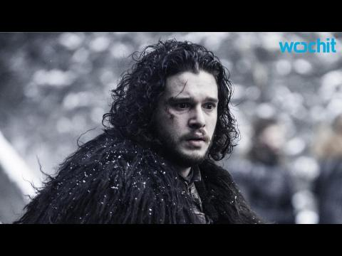 Kit Harington Hints at Return to 'Game of Thrones'
