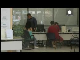 Baisse du chômage en Grèce à 24,6%