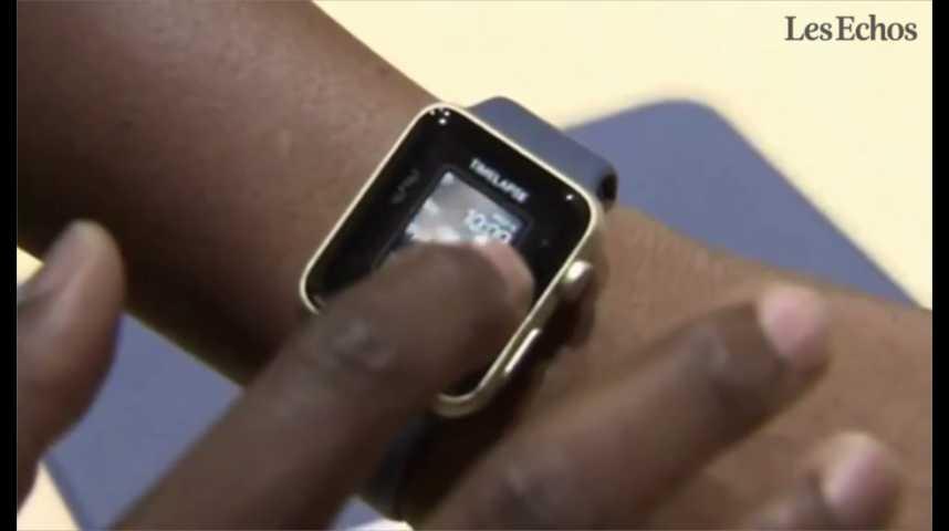 Illustration pour la vidéo Le chiffre d'affaire d'Apple et les ventes d'iPhone continuent de reculer