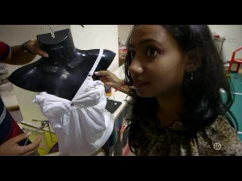 Des sous-vêtements contre les agressions sexuelles en Inde - ZAPPING TÉLÉ DU 27/07/2016 par lezapping