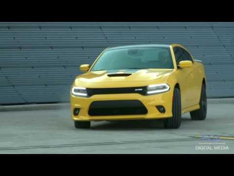 2017 Dodge Challenger TA and Charger Daytona Reveal en