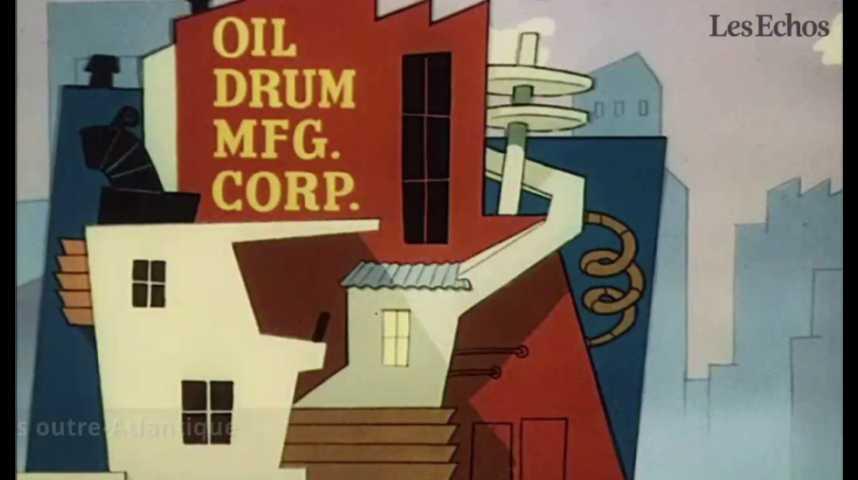 Illustration pour la vidéo Pourquoi le prix du baril de pétrole est reparti à la baisse