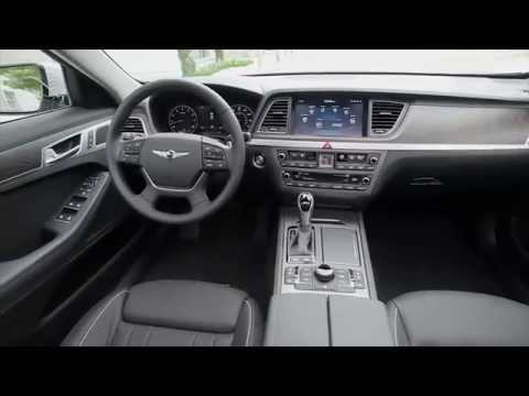 2017 Hyundai Genesis G80 Interior Design Automototv Sur Orange Vid Os