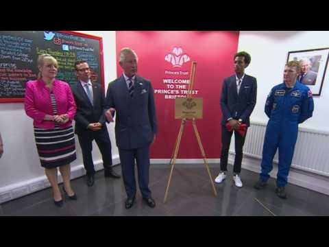 Prince Charles celebrates 40 years of the Prince's Trust