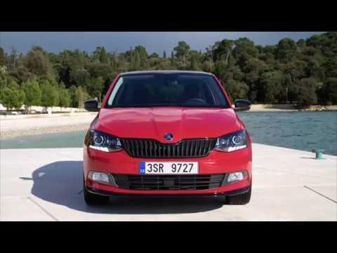 2016 Skoda Fabia Monte Carlo Design Video | AutoMotoTV