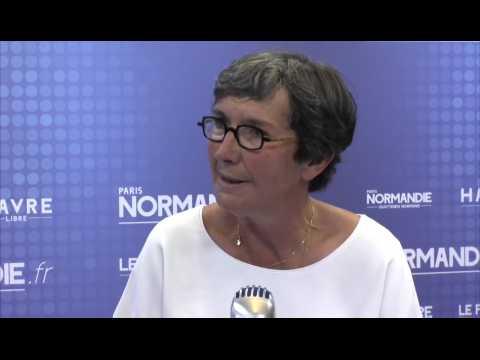 Valérie Fourneyron s'exprime sur les platanes abattus à Rouen