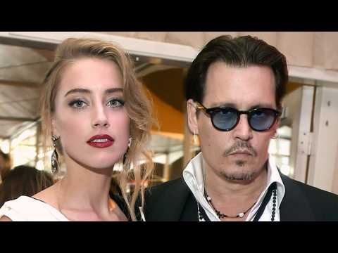 Amber Heard Accuses Johnny Depp of Dragging On Divorce