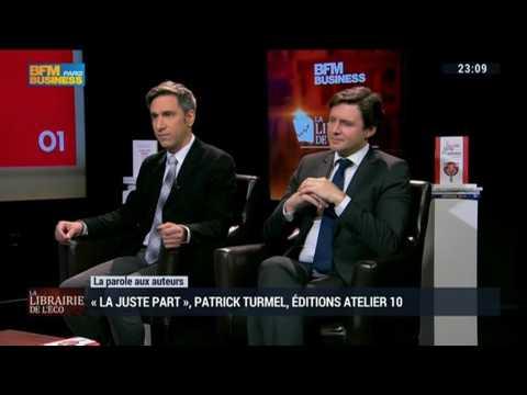 La parole aux auteurs: Patrick Turmel et Olivier Babeau - 15/01