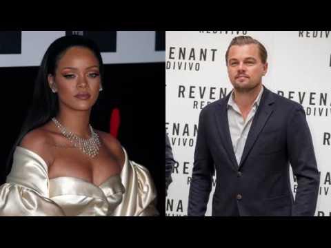 Leonardo DiCaprio et Rihanna se retrouvent à Paris