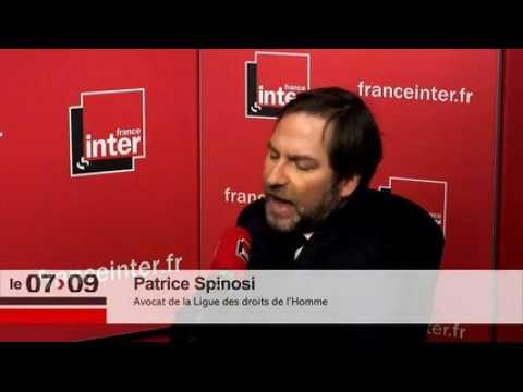 """Patrice Spinosi : """"Notre action ne vise absolument pas à désarmer l'État"""""""