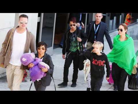 Brad Pitt et Angelina Jolie déménagent à Londres