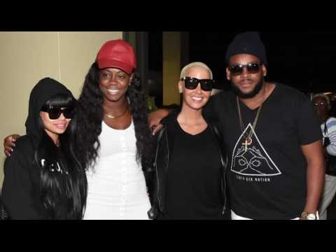 Blac Chyna et Amber Rose font la fête à Trinidad