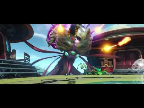 Ratchet and Clank PS4 trailer