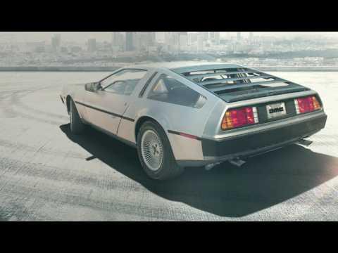 """La DeLorean de """"Retour vers le futur"""" à nouveau construite"""