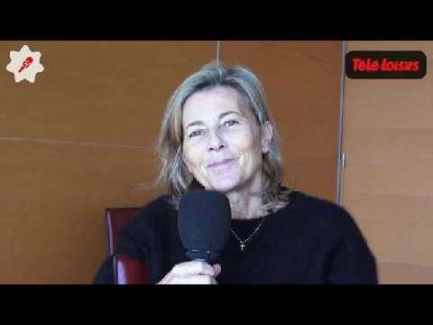 Interview de Claire Chazal : Les audiences d'Entrée Libre, les Victoires de la Musique Classique...