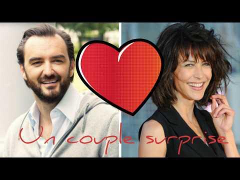 Surprise : Sophie Marceau est en couple avec Cyril Lignac !