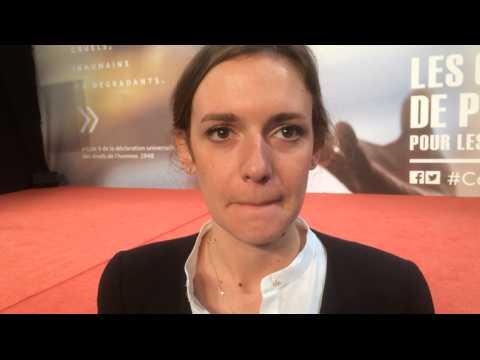Flora Diana-Martinez, lauréate des élèves avocats