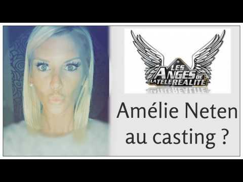 LesAnges8: Amélie Neten intégrera-t-elle l'aventure ? Elle répond!