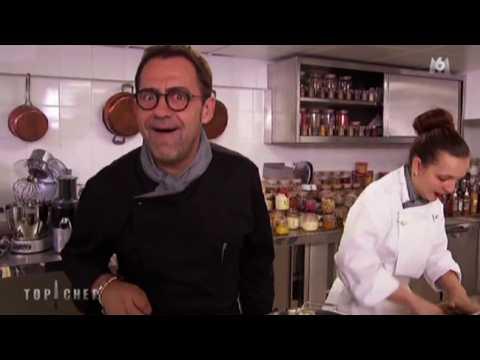 Zapping Télé du 2 février 2016 - Elle rend fous les cuisiniers de Top Chef !