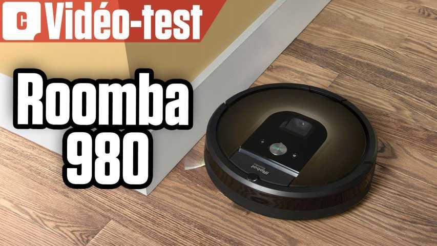 Vidéo-Test Du Roomba 980 : La Rolls Des Robots Aspirateurs ?