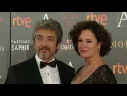 Javier Bardem y Penélope Cruz, una pareja de Oscar en los Goya